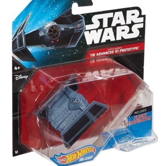 335503c25880 Hot Wheels Other | Star Wars Darth Vaders Tie Fighter | Poshmark